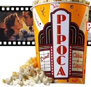 pipoca cinema