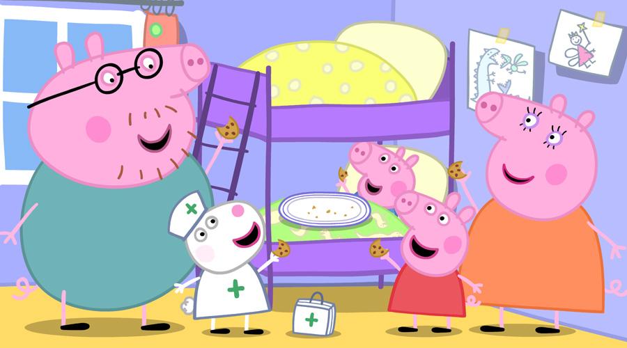 Peppa é o programa infantil mais assistido do 'Discovery Kids' em ...