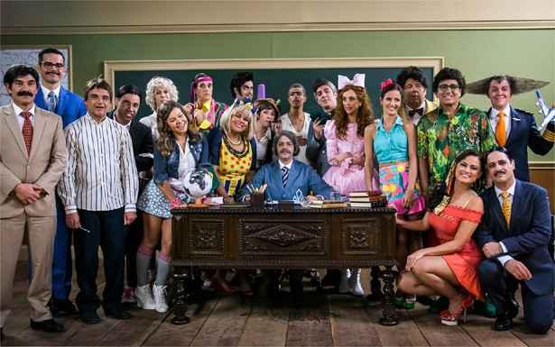 ''Escolinha Nova Geração'' terá 15 episódios na Globo e estreia em outubro