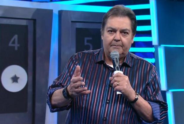 Faustão-critica-dirigente-do-Comitê-Olímpico-Brasileiro-por-barrar-atleta-no-Domingão