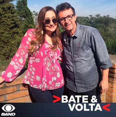 Sônia Abrão e Neto