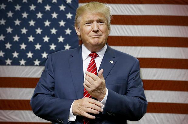Resultado de imagem para Veja e leia íntegra do discurso de posse de Donald Trump Trump tomou posse nesta sexta-feira como 45º presidente dos EUA.