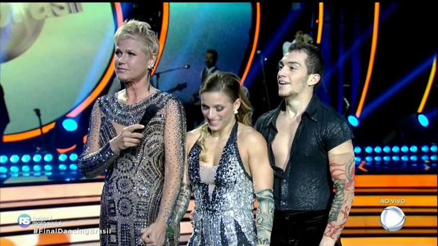 Final do Dancing Brasil/ Record TV