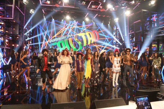 Ícaro, Nelso Freitas, Luiza Possi e Samantha estão na final (Foto Gshow – Carol Caminha)